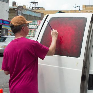 Art_Crawl-art van painter