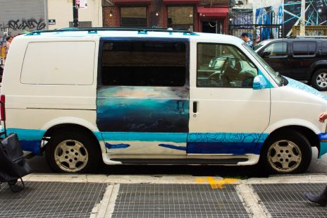 Art_Crawl-art van pre paint