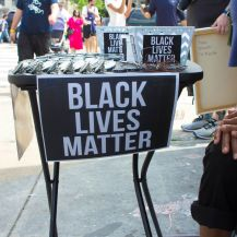 Art_Crawl-black lives matter action