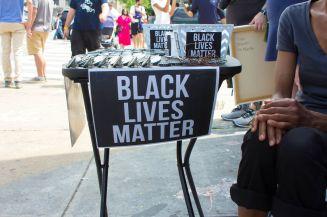 Art_Crawl-black lives matter action