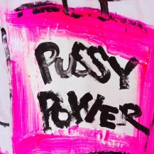 Art_Crawl-pussy power painting