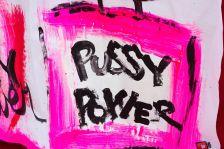 Art_Crawl-pussy power painting