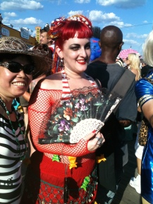 art parade beauties