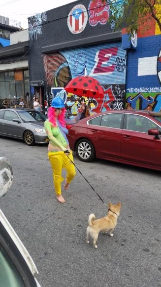 Troutman art walk